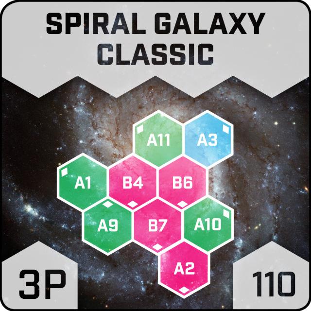 Spiral Galaxy Classic