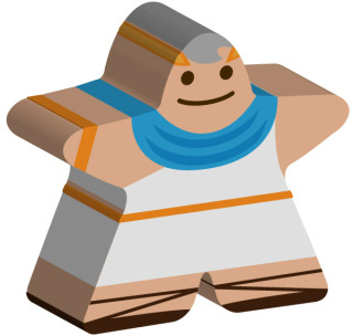 Classicist Tribe illustration inspired by Meeple Source