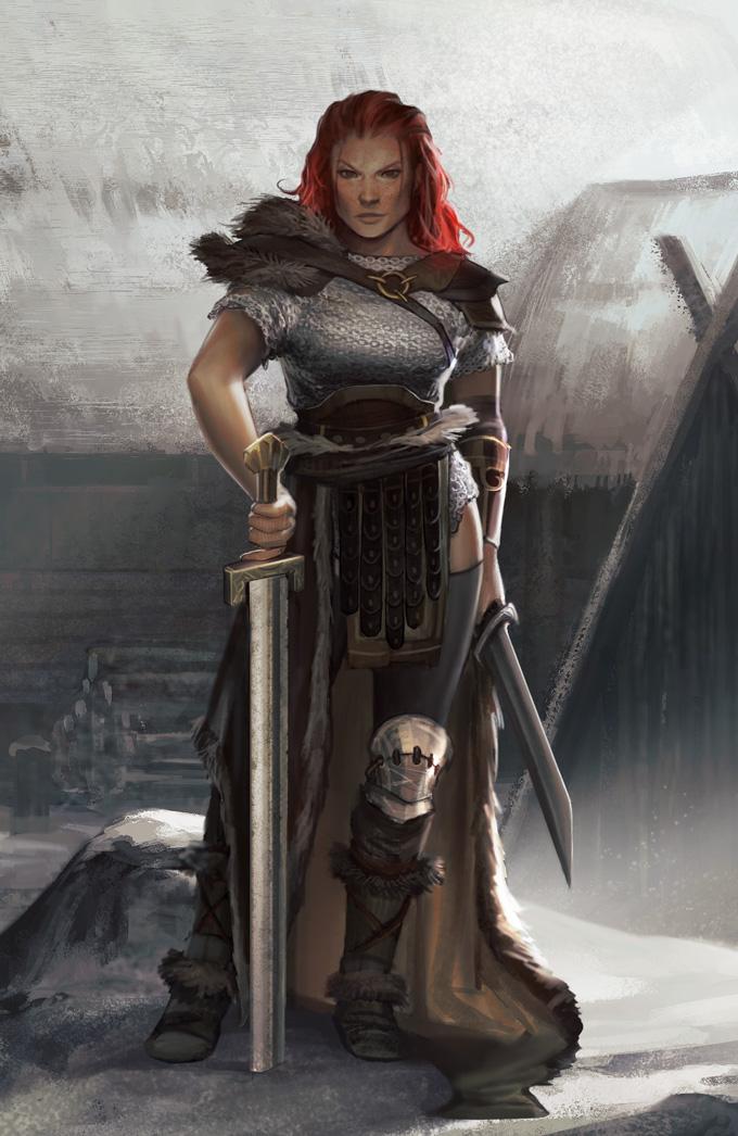 Freya Spotlight