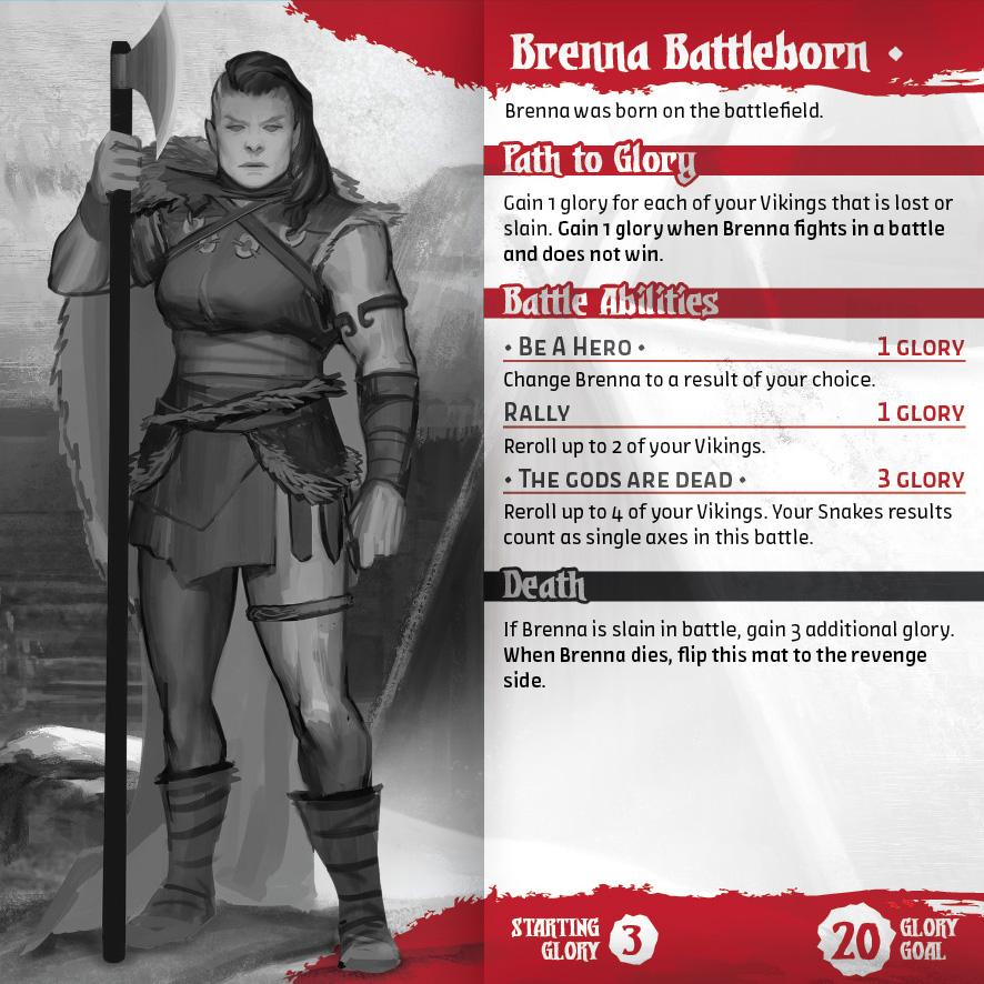 Brenna Battleborn Rough